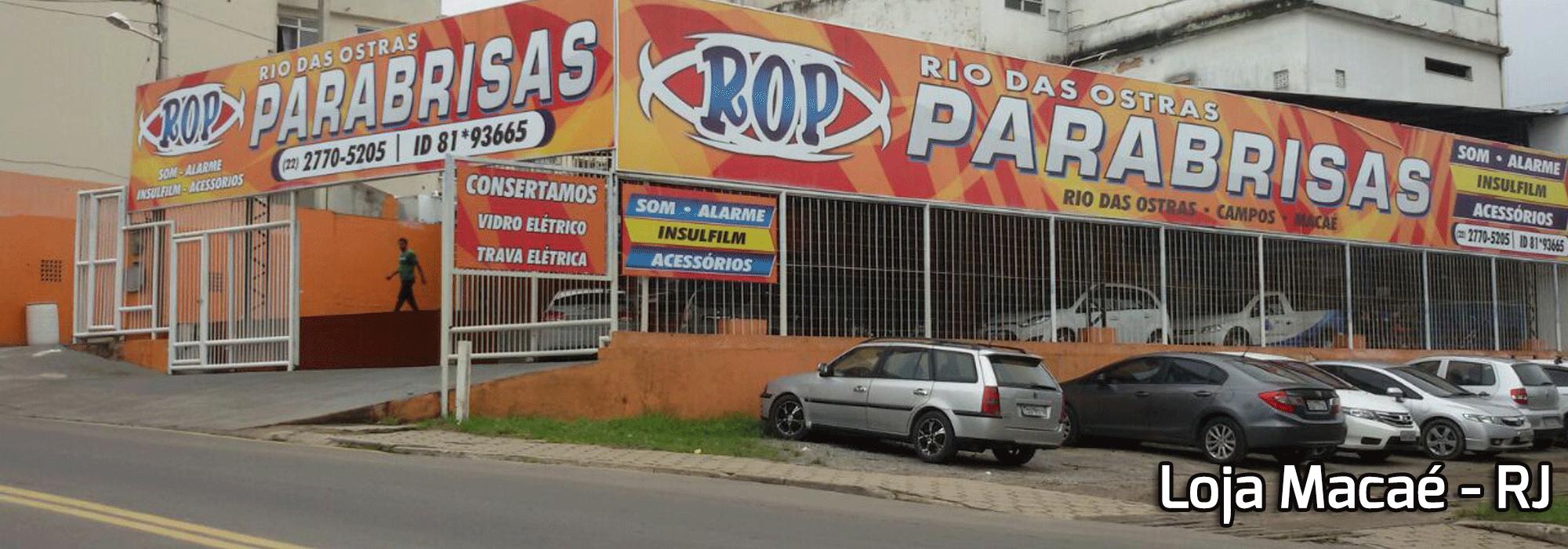 Fernando Armario Muñoz ~ Rio das Ostras Parabrisas Rio das Ostras, Macaé e Campos